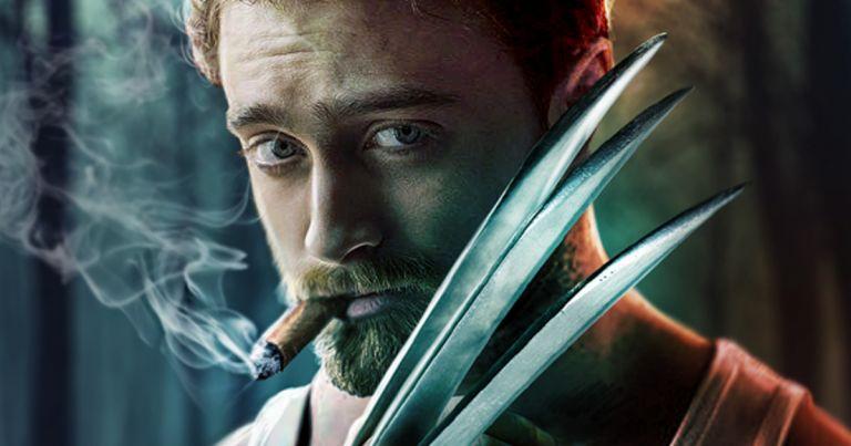 Daniel Radcliffe Wolverine