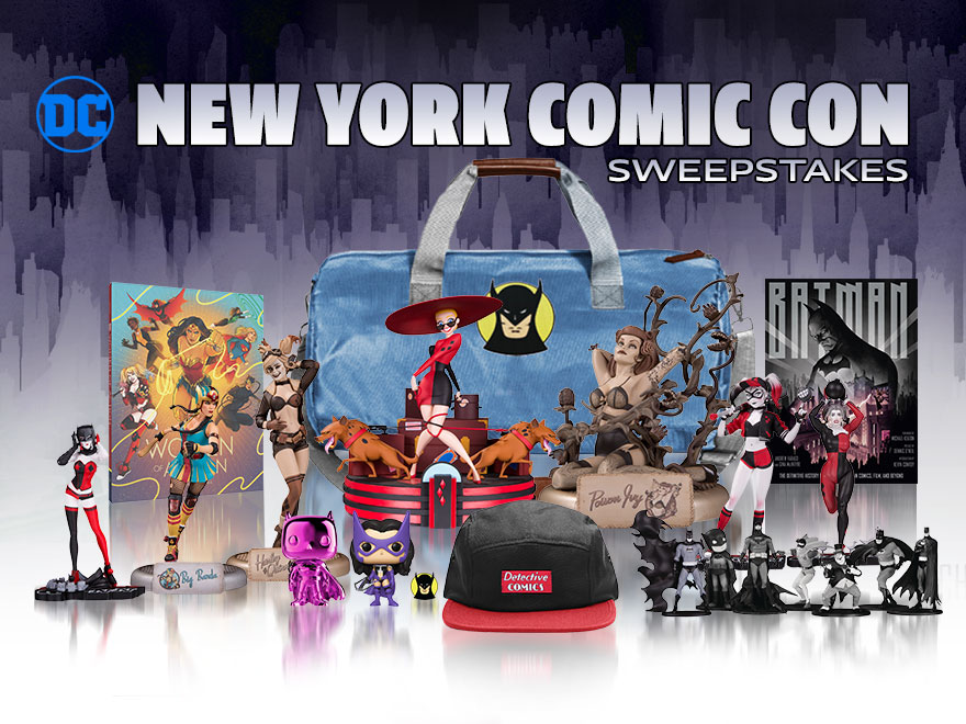 DC NYCC 2019