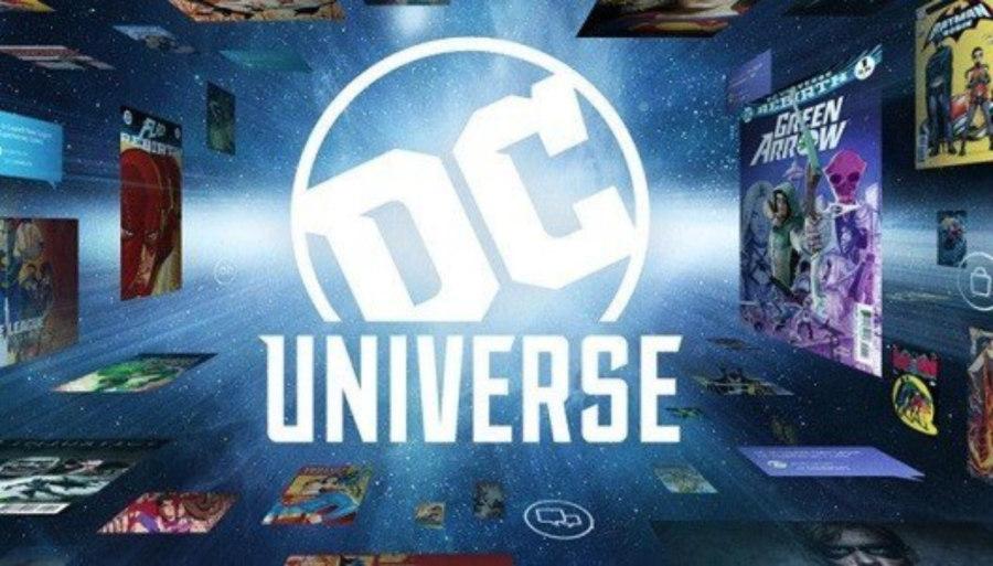 DC Universe app