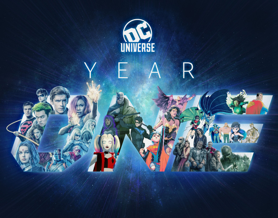 DC Universe Year One Anniversary
