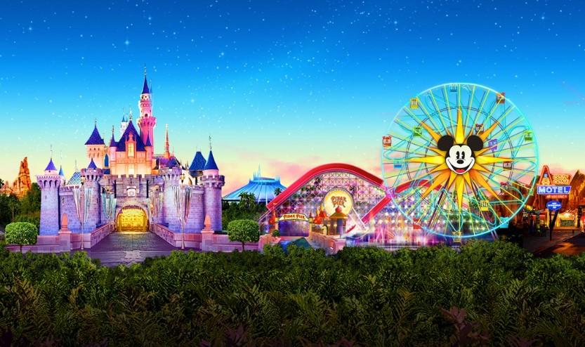 Disney closes