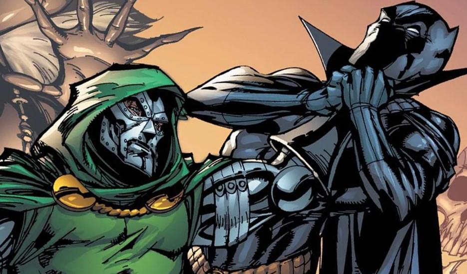 Doctor Doom Marvel