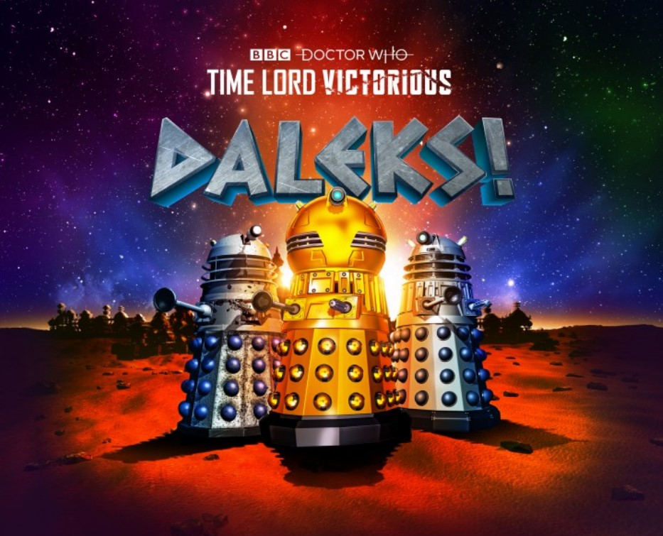 Doctor Who Daleks animated series