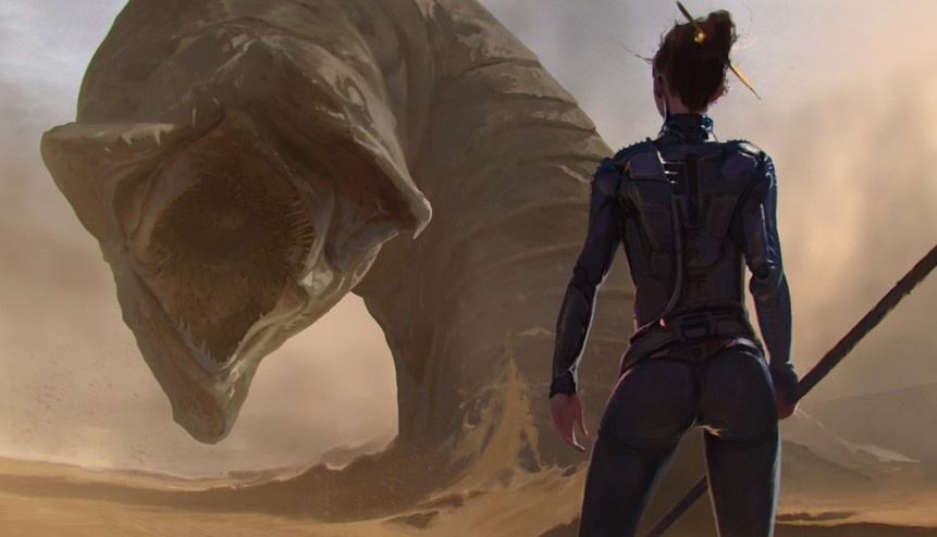 Dune Footage Reactions As Trailer Coming Soon Cosmic Book News