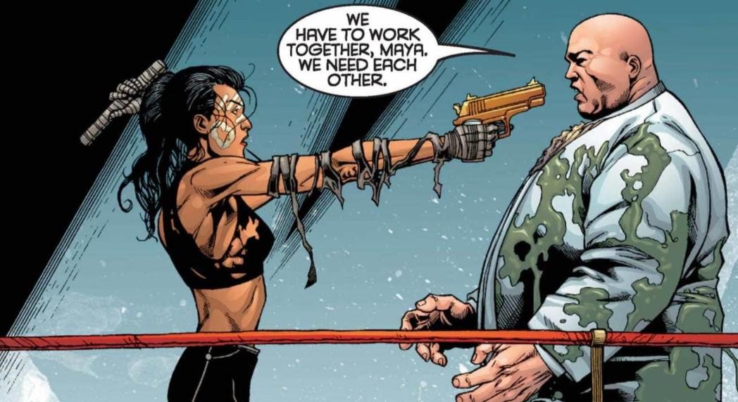 Echo Marvel Comics