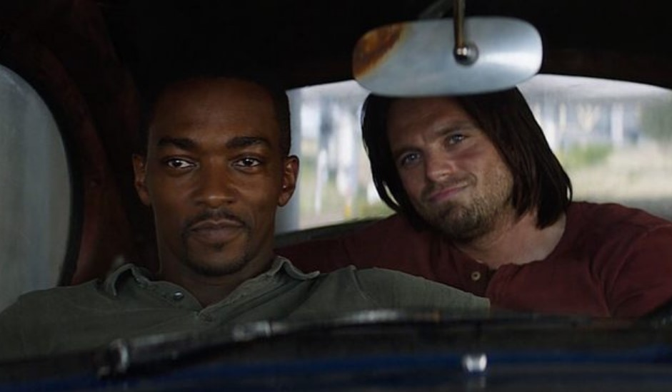 'The Falcon And The Winter Soldier' Worse Than Thought; Playing Race Card