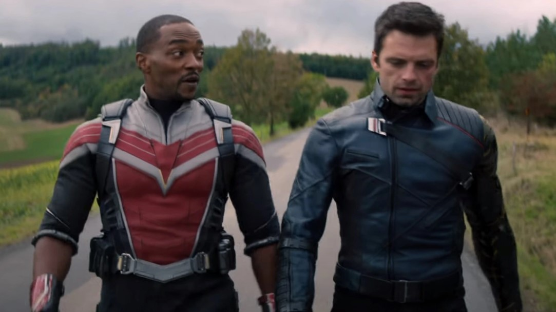 Anthony Mackie Sebastian Stan The Falcon and the Winter Soldier