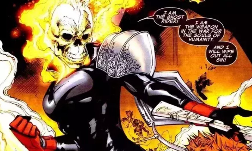 Female Ghost Rider Marvel