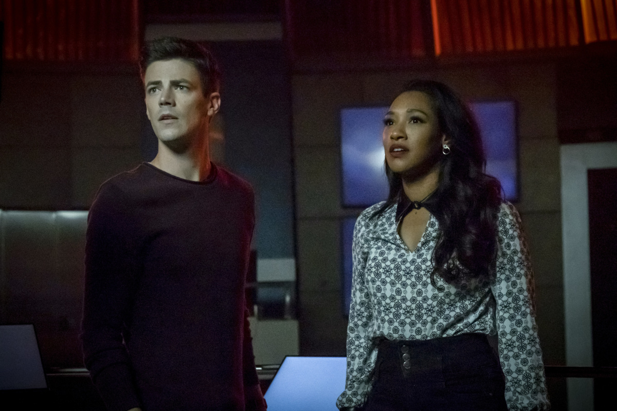 The Flash Season 6 Into The Void