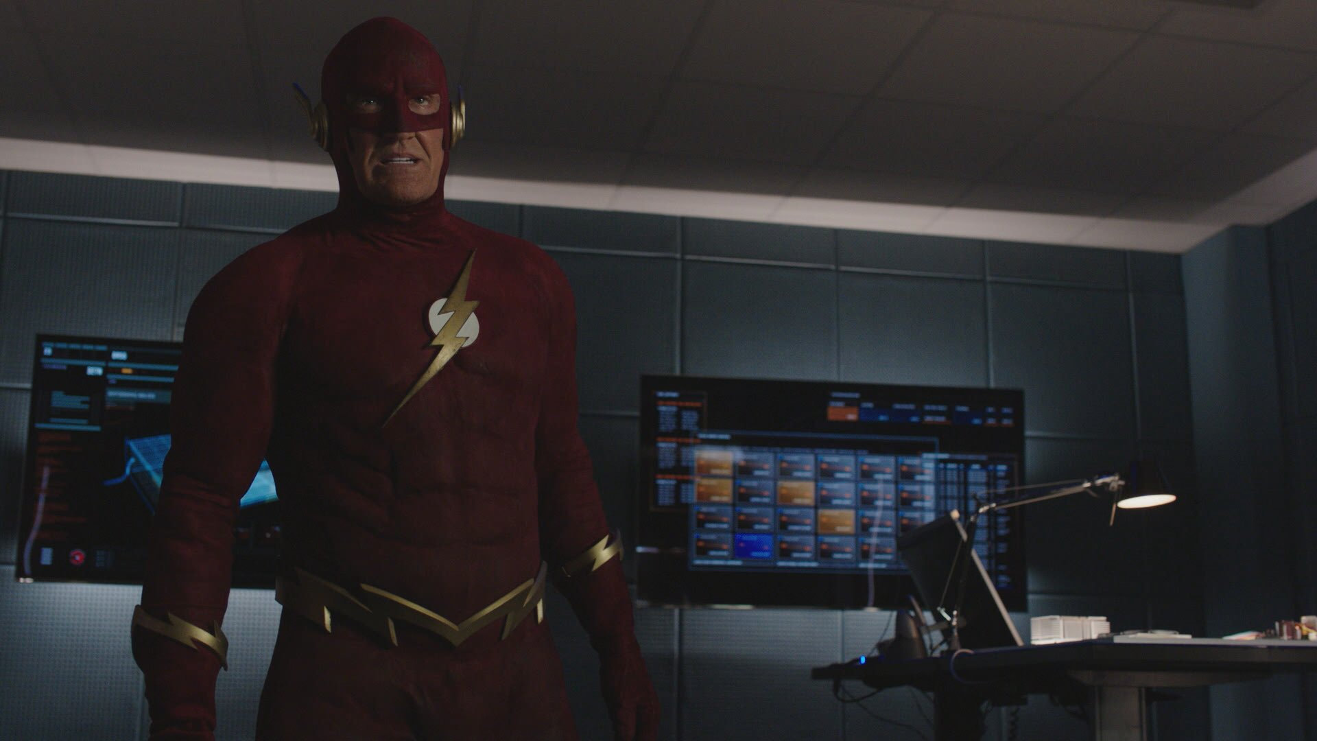 John Wesley Shipp The Flash