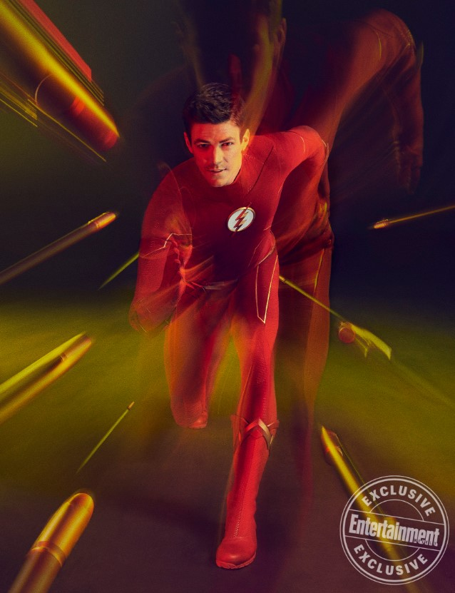 The Flash Season 6 Reveals New 52 Costume | Cosmic Book News