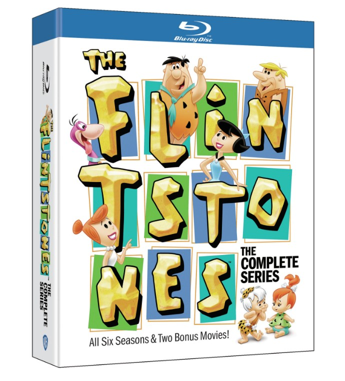 Flintstones box art