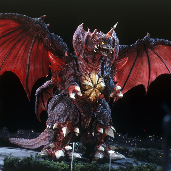 Godzilla Destoroyah