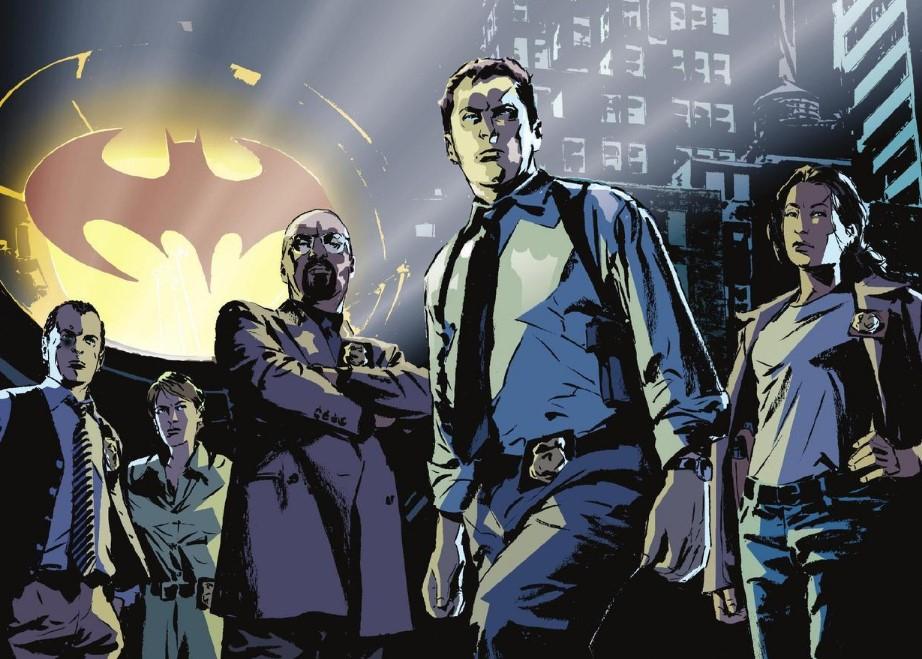 Batman Gotham Central