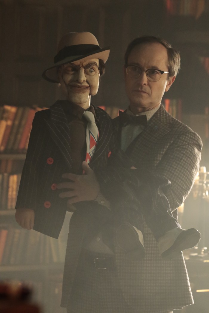 Gotham Scarface and The Ventriloquist