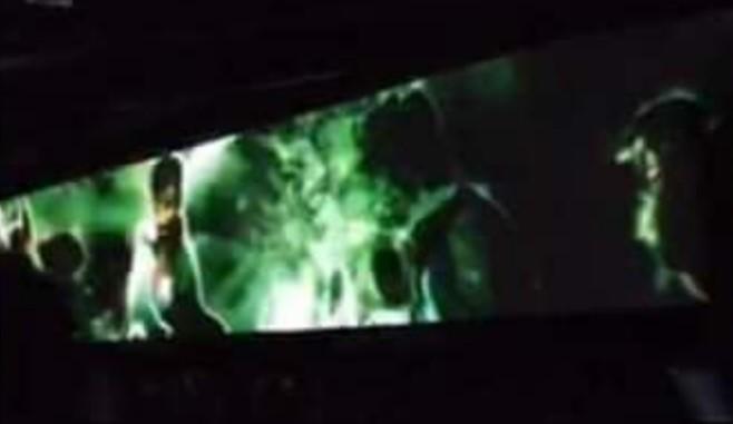 Green Lantern Corps art