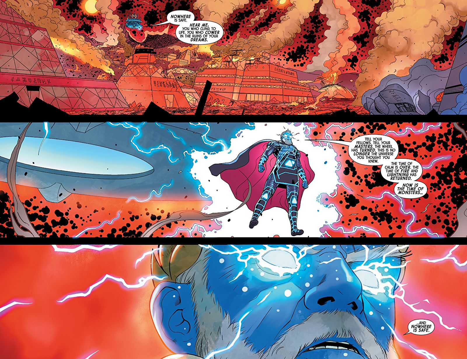 Guardians of the Galaxy 2020 #1 preview