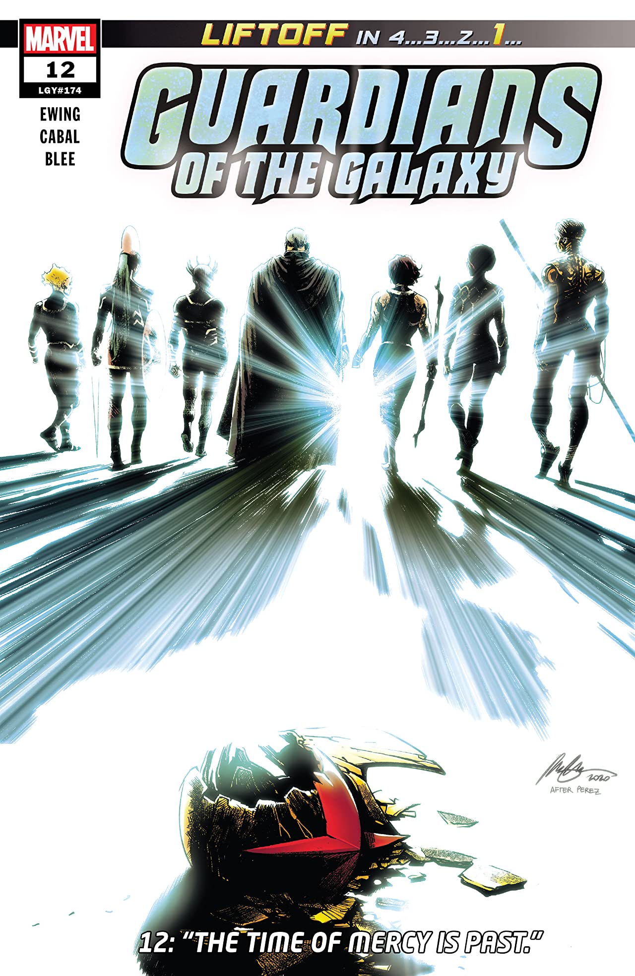 Guardians of the Galaxy 12