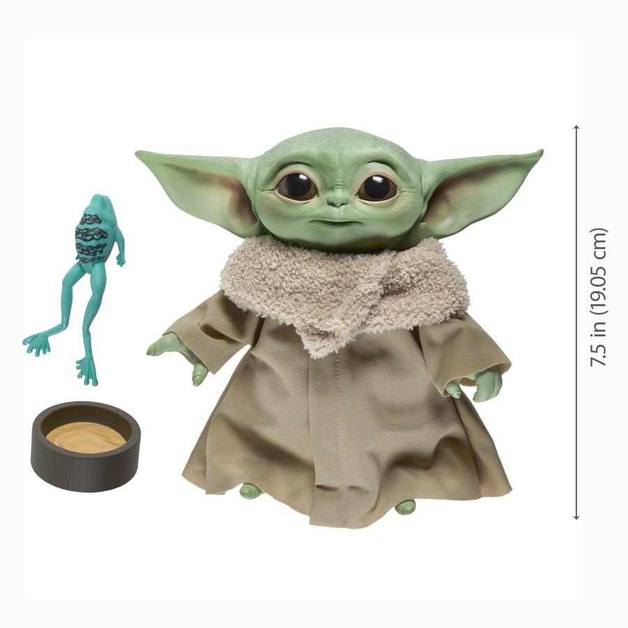 Baby Yoda Talking Plush