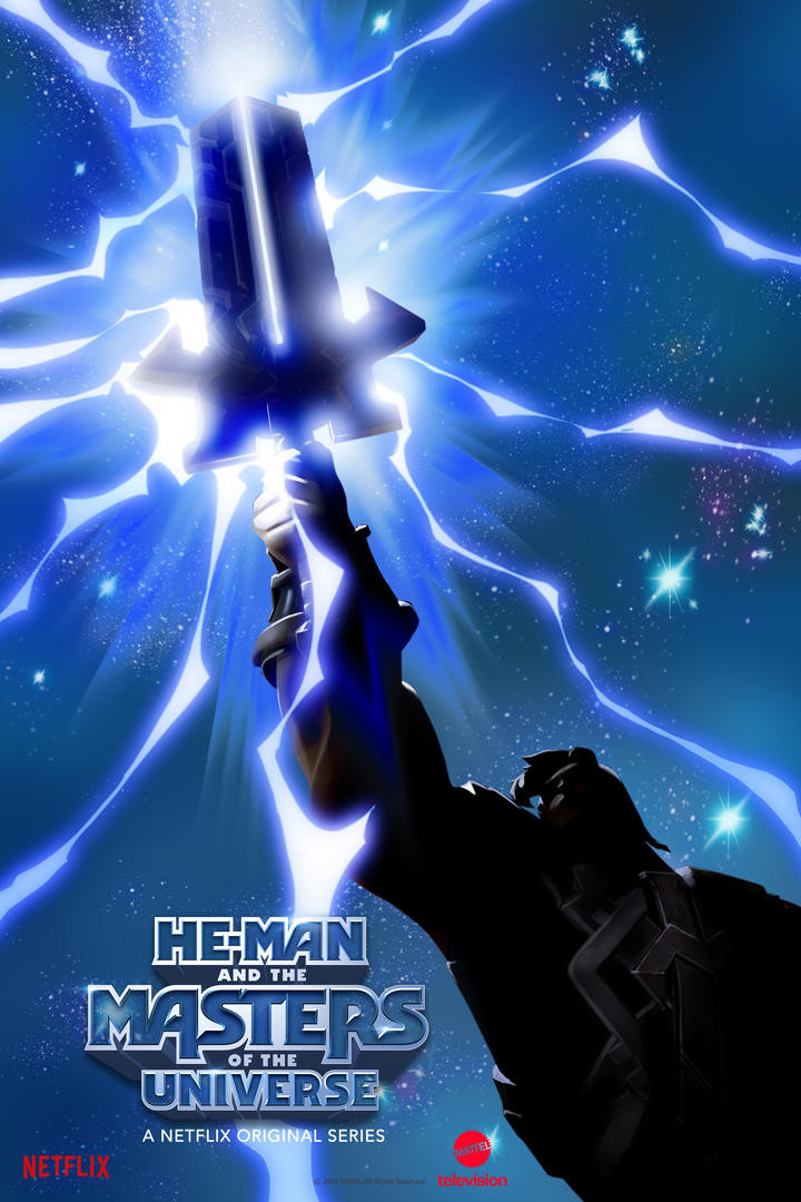 He-Man and the Masters of the Universe Netflix