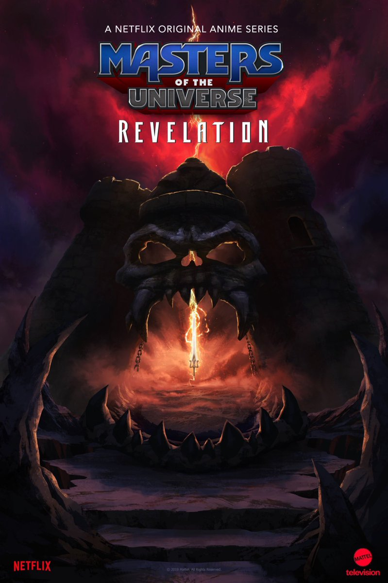 Masters of the Universe Revelation Netflix He-Man Kevin Smith