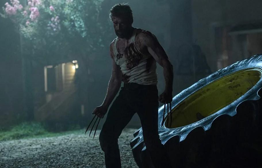 X-Men Hugh Jackman Wolverine Logan