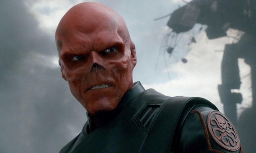 Hugo Weaving Red Skull Marvel