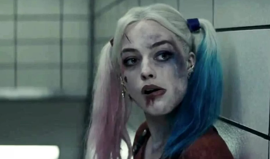 Jared Leto Joker Margot Robbie Harley Quinn
