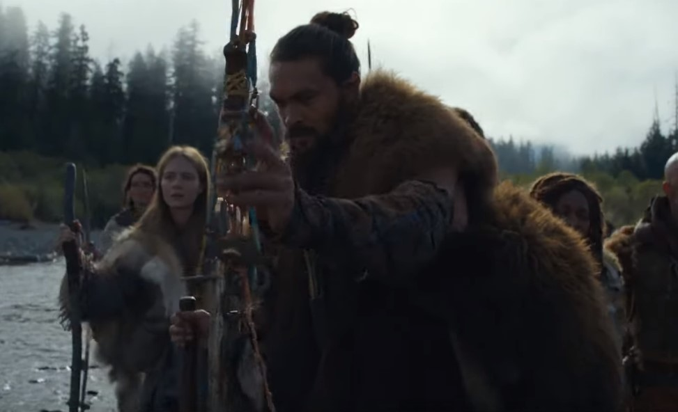 Jason Momoa See Trailer Apple TV Plus