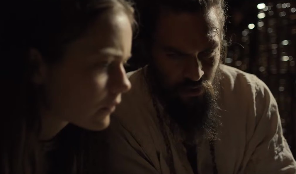 Jason Momoa See Apple TV Plus
