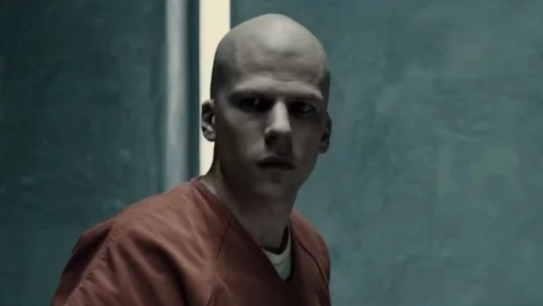 Jesse Eisenberg Jokes About Not Playing Lex Luthor Anymore
