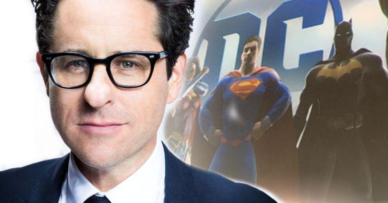 JJ Abrams DC Superman Green Lantern Batman