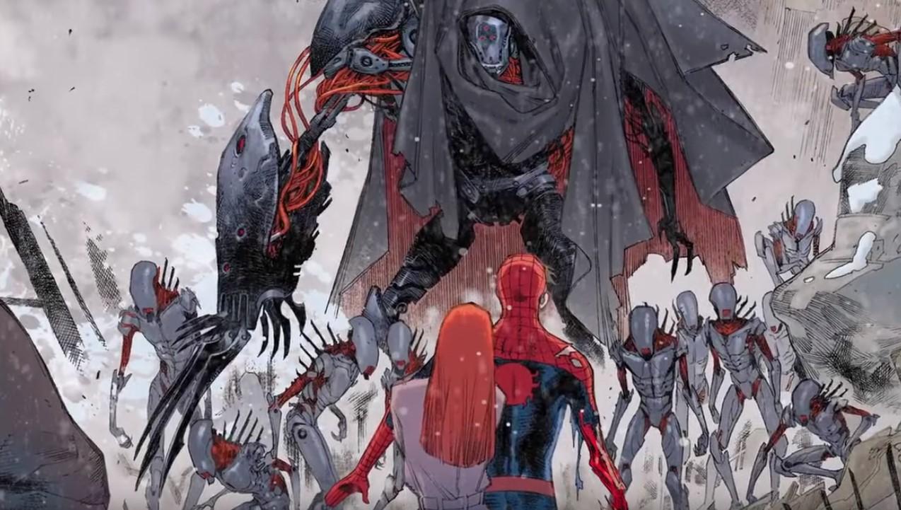 JJ Abrams Spider-Man Marvel Comics