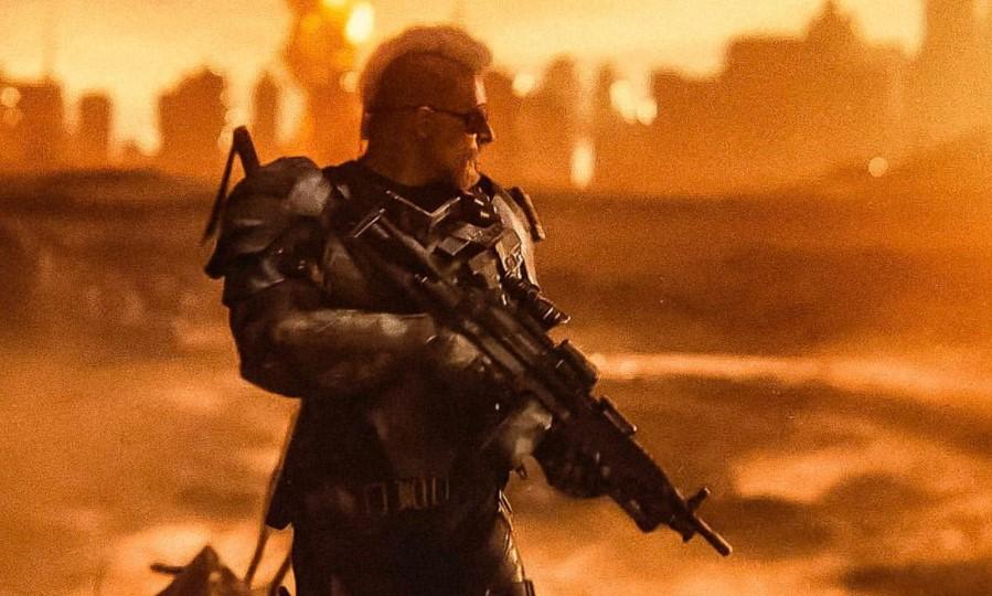 Joe Manganiello Deathstroke Snyder Cut Justice League