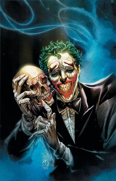 John Carpenter DC Comics