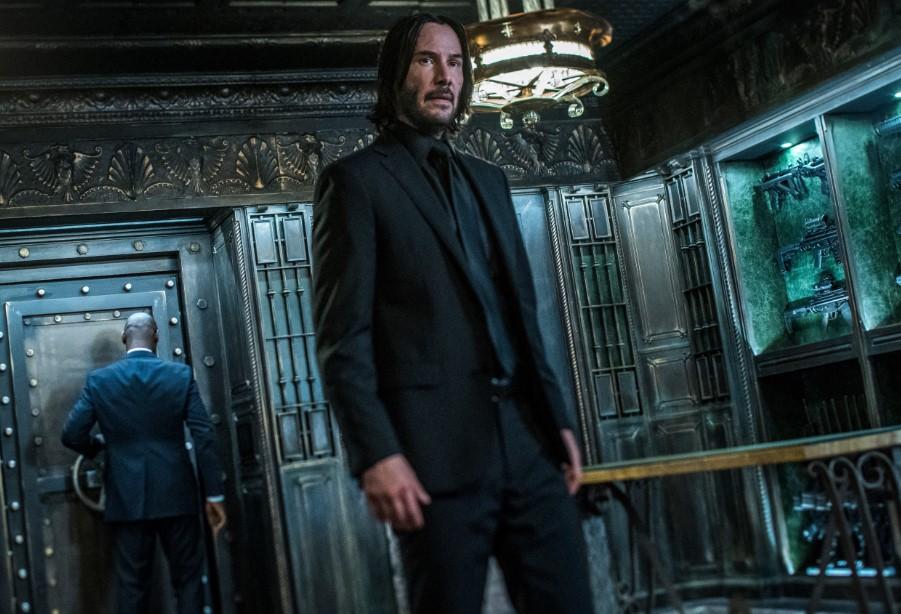John Wick 4 Keanu Reeves announced