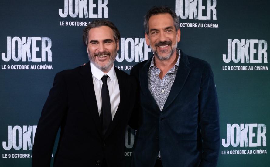 Joaquin Phoenix Todd Phillips Joker
