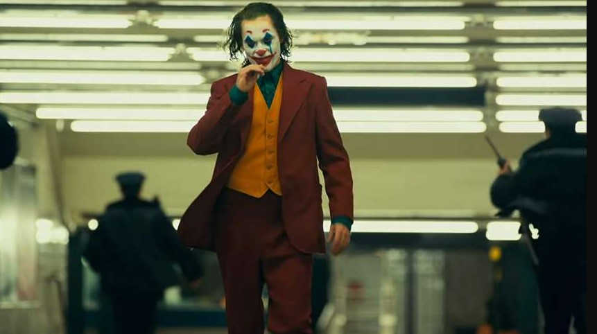Robert Pattinson Batman Joaquin Phoenix Joker