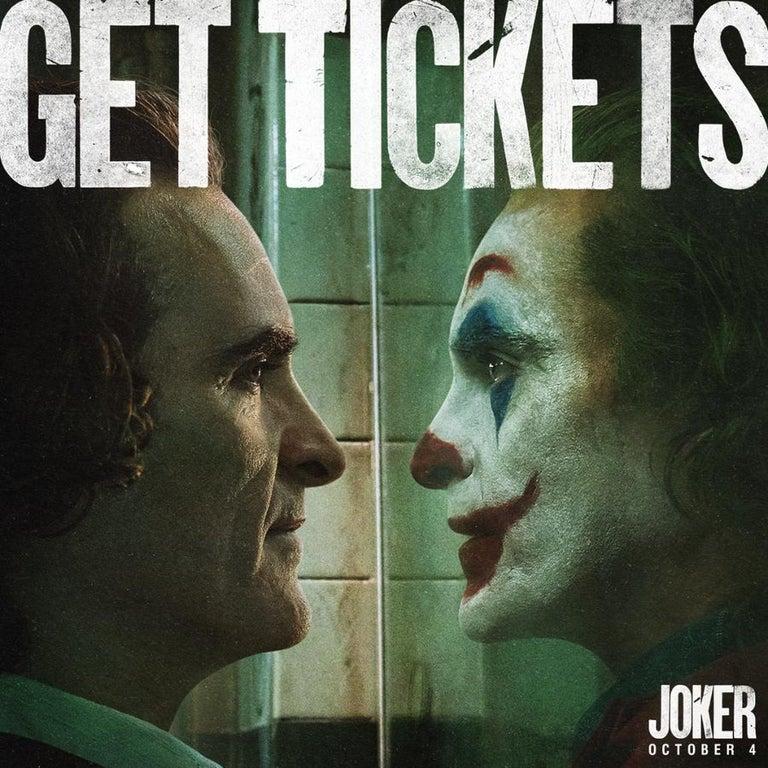 Joker tickets on sale