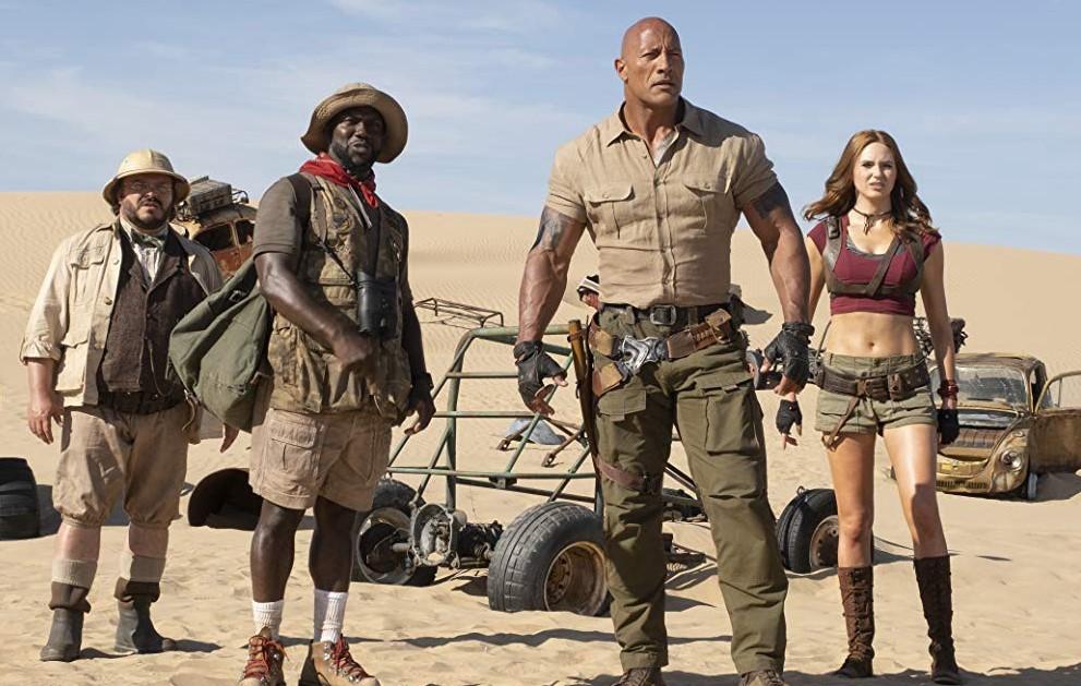 Jumanji: The Next Level Rotten Tomatoes