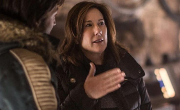 Kathleen Kennedy Star Wars LucasFilm