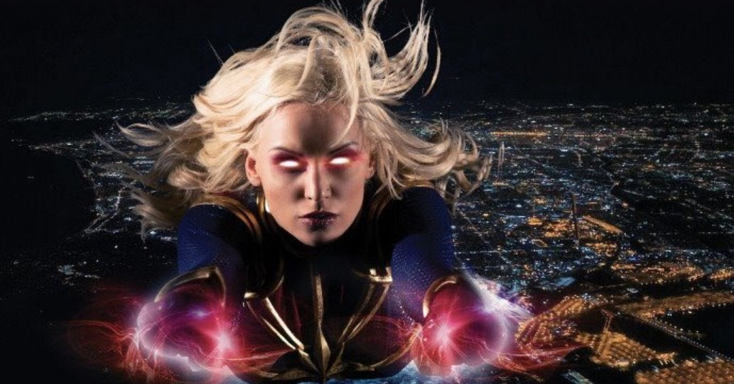 Kenzie Taylor Captain Marvel