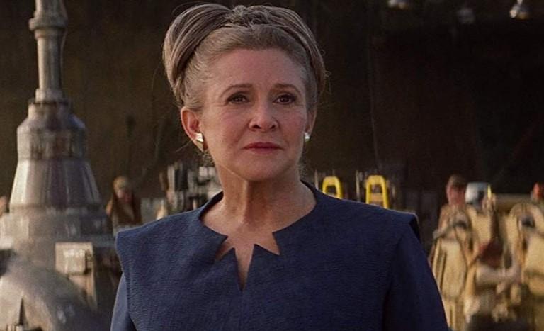 Star Wars Force Awakens Leia