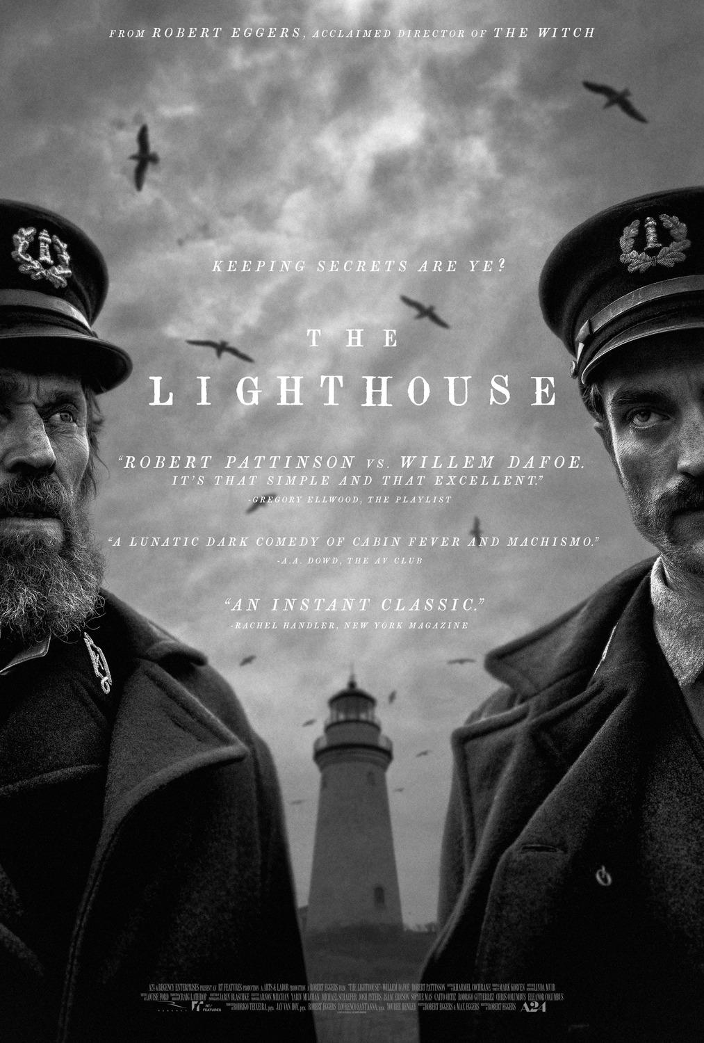 Robert Pattinson The Lighthouse Robert Pattinson