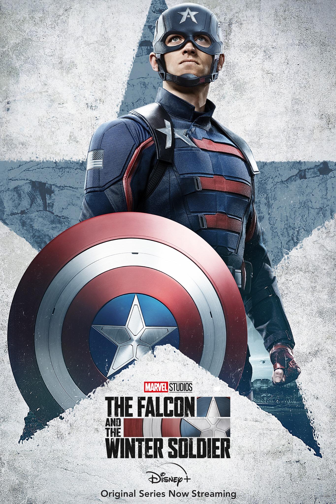Marvel Captain America John Walker