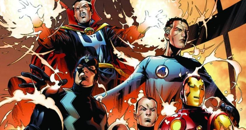 Illuminati Marvel Comics