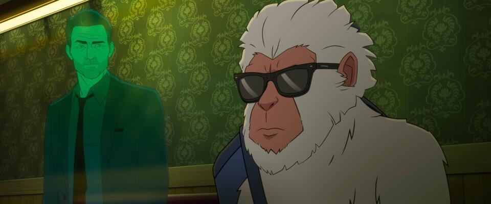 Marvel's Hit-Monkey Hulu