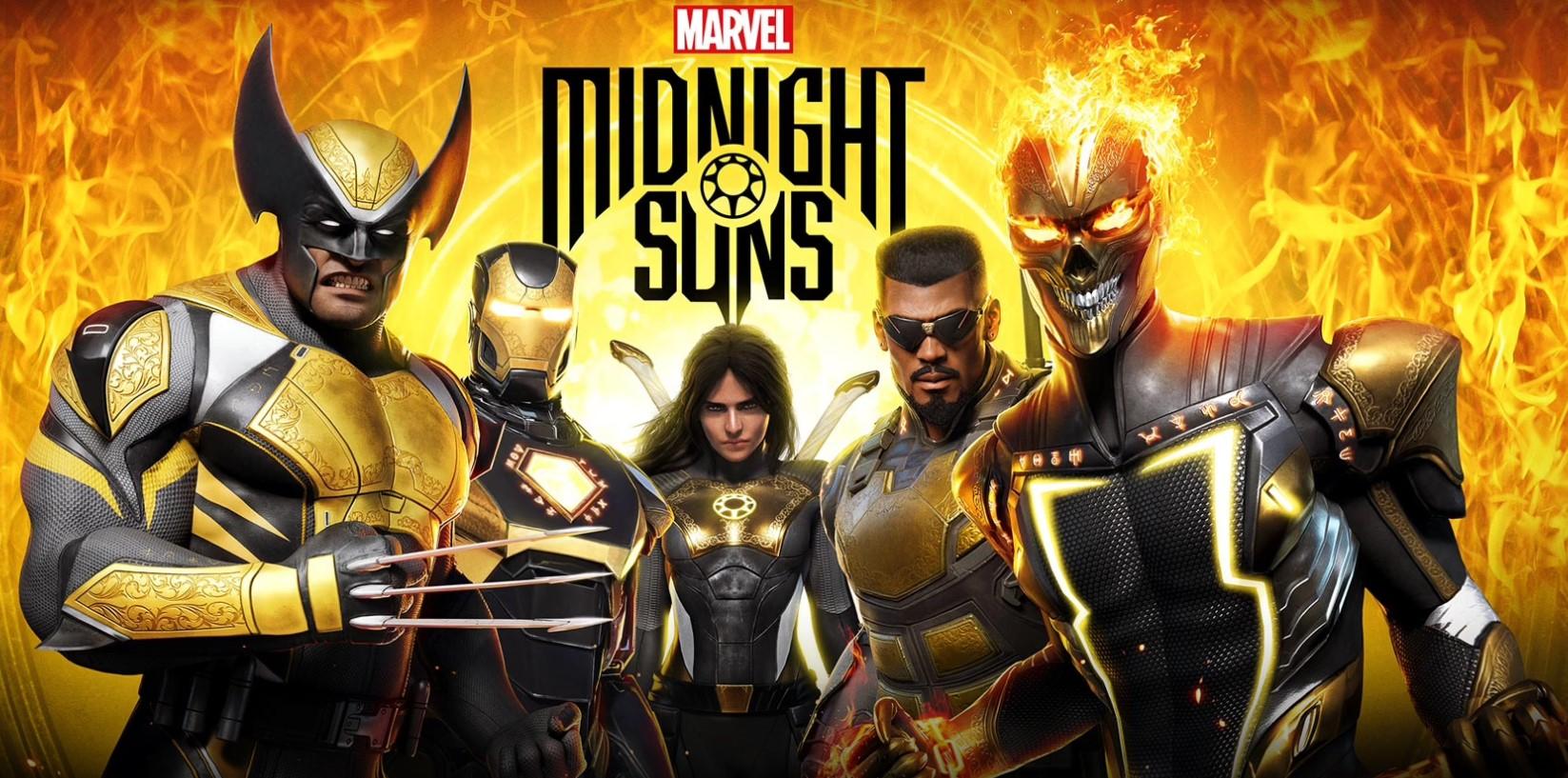 Marvel Midnight Suns video game