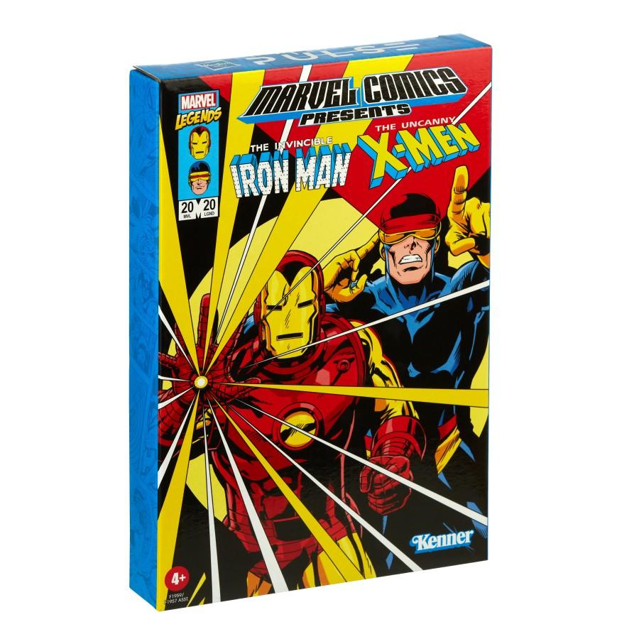 Marvel Legends Retro Hasbro