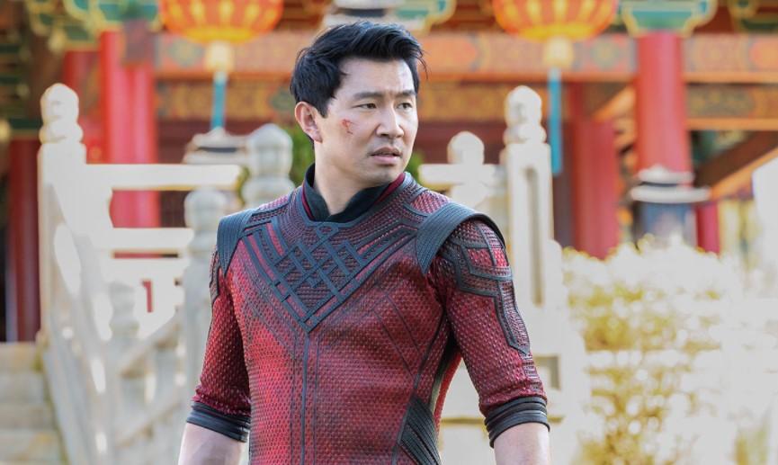 Marvel Simu Liu Shang-Chi